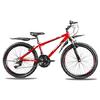 Велосипед горный подростковый Premier XC 24 2014 24'' красно-черный + подарок - фото 1