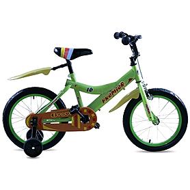 """Велосипед детский Premier Bravo 16"""" салатовый"""