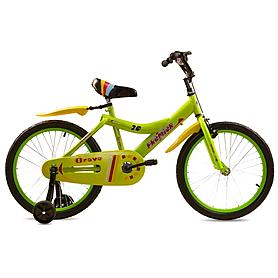 """Велосипед детский Premier Bravo 20"""" салатовый"""