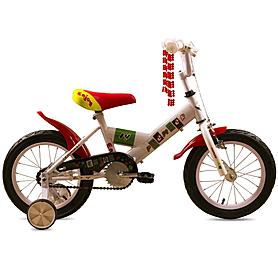 """Велосипед детский Premier Enjoy 14"""" белый"""