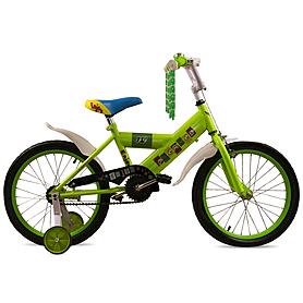 """Велосипед детский Premier Enjoy 18"""" салатовый"""