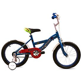 "Велосипед детский Premier Flash 16"" синий"