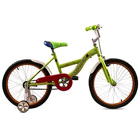 """Велосипед детский Premier Flash 20"""" салатовый"""