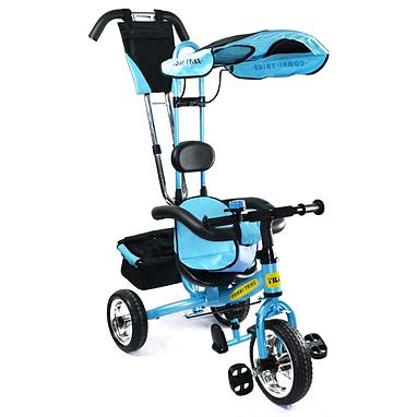Велосипед детский трехколесный Baby Tilly Combi Trike BT-CT-0002 Blue