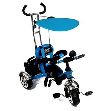 Велосипед детский трехколесный Baby Tilly Combi Trike BT-CT-0014 Blue