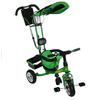 Велосипед детский трехколесный Baby Tilly Combi Trike BT-TC-509 (BT-CT-0010) Green - фото 1