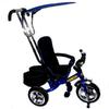 Велосипед детский трехколесный Baby Tilly Combi Trike BT-TC-609 (BT-CT-0011) Blue - фото 1
