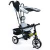 Велосипед детский трехколесный Baby Tilly Combi Trike BT-CT-0002 Grey - фото 1