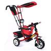 Велосипед детский трехколесный Baby Tilly Combi Trike BT-CT-0002 Red - фото 1