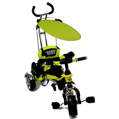 Велосипед детский трехколесный Baby Tilly Combi Trike BT-CT-0012 Lemon