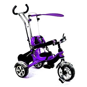 Фото 1 к товару Велосипед детский трехколесный Baby Tilly Combi Trike BT-CT-0012 Purple