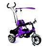 Велосипед детский трехколесный Baby Tilly Combi Trike BT-CT-0012 Purple - фото 1