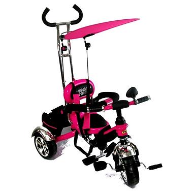 Велосипед детский трехколесный Baby Tilly Combi Trike BT-CT-0012 Raspberry