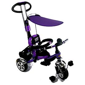 Фото 1 к товару Велосипед детский трехколесный Baby Tilly Combi Trike BT-CT-0014 Purple