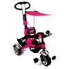 Велосипед детский трехколесный Baby Tilly Combi Trike BT-CT-0014 Raspberry - фото 1
