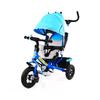 Велосипед детский трехколесный Baby Tilly Combi Trike BT-CT-0015 Blue - фото 1