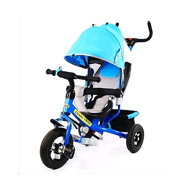 Велосипед детский трехколесный Baby Tilly Combi Trike BT-CT-0015 Blue