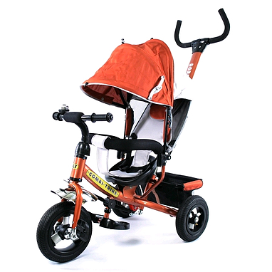 Велосипед детский трехколесный Baby Tilly Combi Trike BT-CT-0015 Dark Red