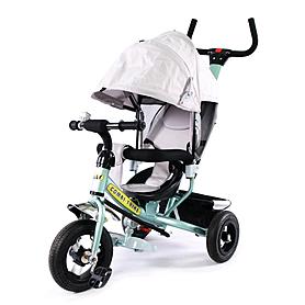 Фото 1 к товару Велосипед детский трехколесный Baby Tilly Combi Trike BT-CT-0015 Grey