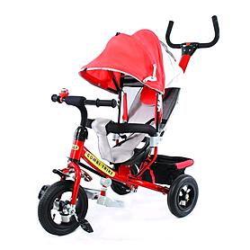 Фото 1 к товару Велосипед детский трехколесный Baby Tilly Combi Trike BT-CT-0015 Red