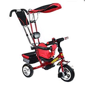 Фото 1 к товару Велосипед детский трехколесный Baby Tilly Combi Trike BT-TC-509 (BT-CT-0010) Red