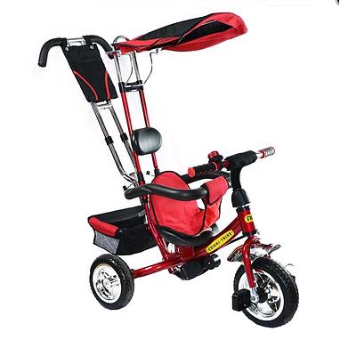 Велосипед детский трехколесный Baby Tilly Combi Trike BT-TC-509 (BT-CT-0010) Red