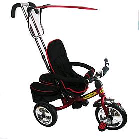 Фото 1 к товару Велосипед детский трехколесный Baby Tilly Combi Trike BT-TC-609 (BT-CT-0011) Red