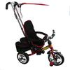 Велосипед детский трехколесный Baby Tilly Combi Trike BT-TC-609 (BT-CT-0011) Red - фото 1