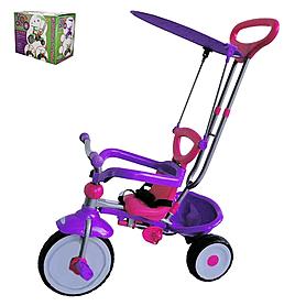 Фото 1 к товару Велосипед детский трехколесный Baby Tilly TT-2012 Pink