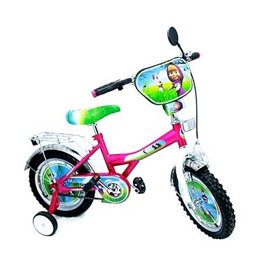 Велосипед детский Baby Tilly Маша и медведь 14
