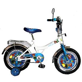 "Велосипед детский Baby Tilly Русалочка 14"" BT-CB-0020 белый"
