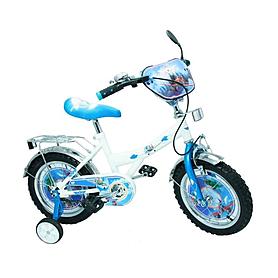 """Велосипед детский Baby Tilly Самолеты 14"""" BT-CB-0010 белый"""