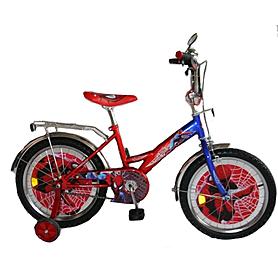 """Велосипед детский Baby Tilly Спайдермен 14"""" BT-CB-0007 красный"""