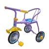 Велосипед детский трехколесный Baby Tilly BT-007CP желтый, фиолетовый, голубой, красный - фото 1