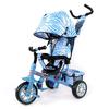 Велосипед детский трехколесный Baby Tilly Blue Zoo-Trike BT-CT-0005 Blue - фото 1