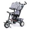 Велосипед детский трехколесный Baby Tilly Blue Zoo-Trike BT-CT-0005 Grey - фото 1