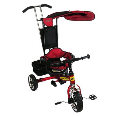 Велосипед детский трехколесный Baby Tilly Combi Trike BT-CT-0001 Red