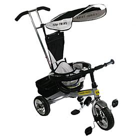 Фото 1 к товару Велосипед детский трехколесный Baby Tilly Combi Trike BT-CT-0001 Silver