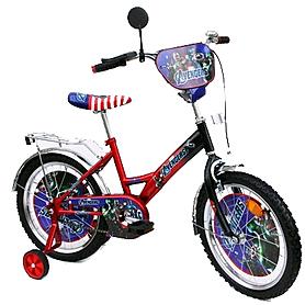 Фото 1 к товару Велосипед детский Baby Tilly Герои 18