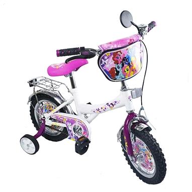Велосипед детский Baby Tilly Маленькие пони 12