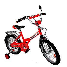 """Велосипед детский Baby Tilly Explorer 16"""" BT-CB-0036 оранжевый"""