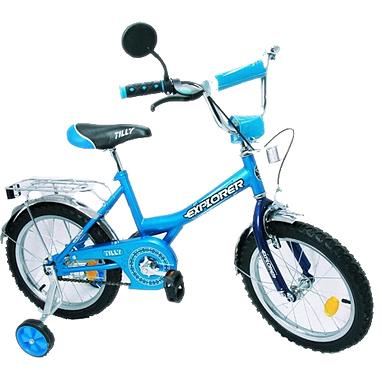 Велосипед детский Baby Tilly Explorer 18
