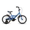 Велосипед детский Pride Flash 16'' 2015 сине-черный глянцевый - фото 1
