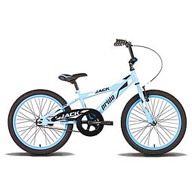 """Велосипед детский Pride Jack 20"""" 2015 сине-белый матовый"""