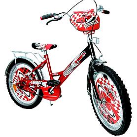 """Велосипед детский Baby Tilly Formula 20"""" красный с черным"""