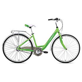 Фото 1 к товару Велосипед городской Avanti Blanco 26'' 2015 зеленый рама - 16