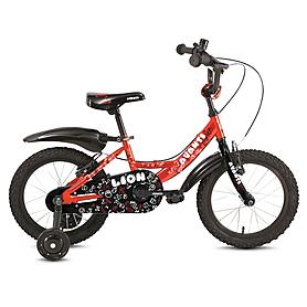 """Велосипед детский Avanti Lion 18"""" 2015 красно-черный рама - 10"""""""