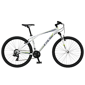 """Велосипед горный GT Aggressor Sport 27,5"""" 2015 белый рама - S"""