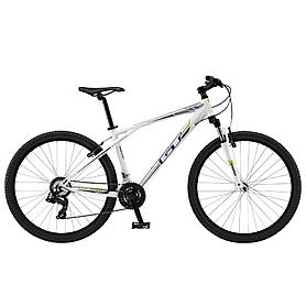 """Велосипед горный GT Aggressor Sport 27,5"""" 2015 белый рама - M"""
