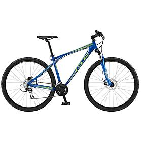 "Велосипед горный GT Timberline Expert (HYDR) 29"" синий рама - M"